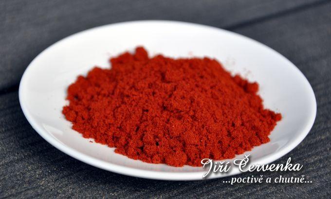 Paprika sladká 80 ASTA