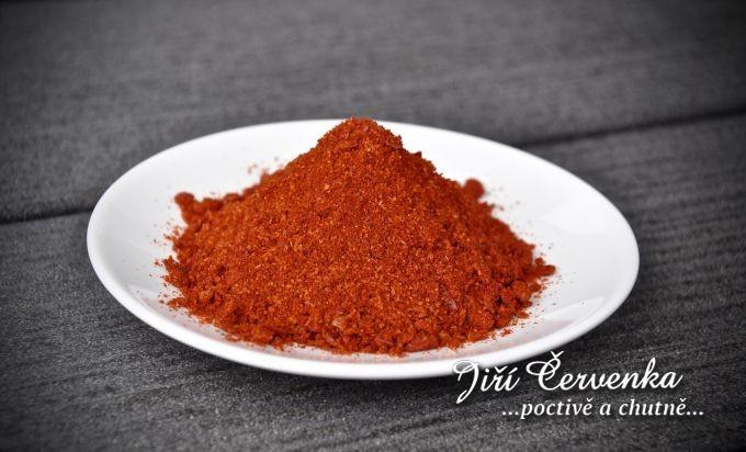 Maďarské paprikové koření