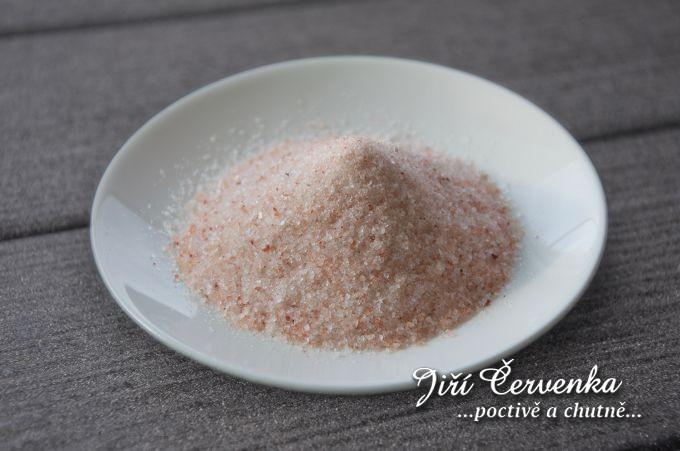 Himálajská sůl jemná